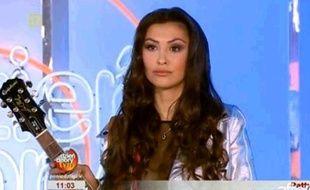 Capture d'écran de la vidéo du groupe Patty.