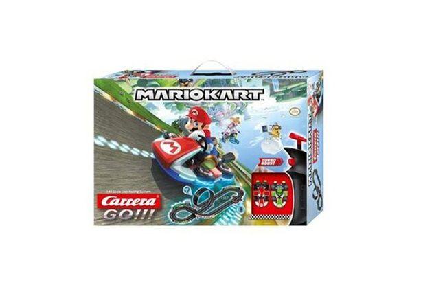 Carrera Go !!! Mario Kart