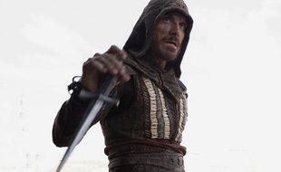 Michael Fassbender est Callum Lynch dans le film «Assassin's Creed»