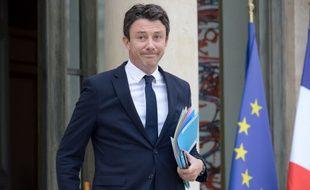 Benjamin Griveaux est porte parole du gouvernement depuis l'automne 2017.