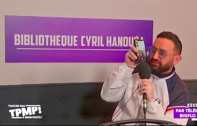 Coronavirus: Quel score pour Cyril Hanouna qui présentait TPMP dans son salon?