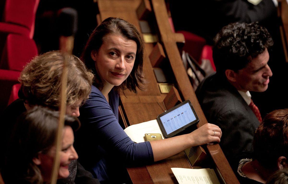 Cécile Duflot coprésidera le groupe écologiste à l'Assemblée nationale. Ici la députée EELV le 7 octobre 2015. – SIPA