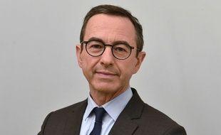 Le chef de file des sénateurs LR Bruno Retailleau, le 21 avril 2020.