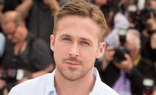 Ryan Gosling à Cannes, le 20 mai 2014