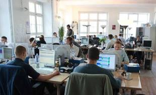 La vie de bureau au 21è siècle