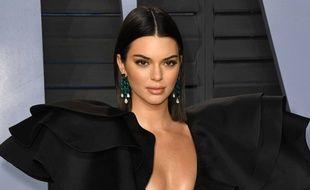 Le mannequin Kendall Jenner