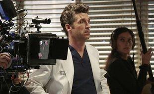 Image extraite du tournage de la saison 11 de «Grey's Anatomy»