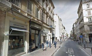 Une boutique de luxe a été pillée en marge d'une manifestation de lycéens