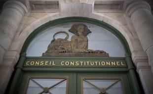 Image d'illustration du Conseil constitutionnel.