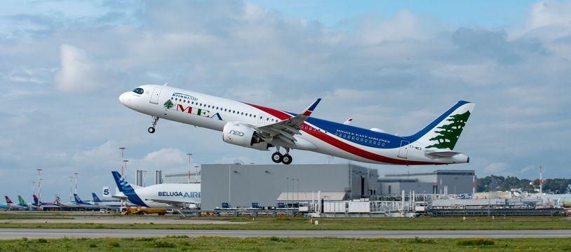 Le 10.000e exemplaire a été livré à la Middle East Airlines.