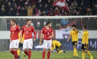La Suisse a fait exploser la Belgique (5-2) et s'est qualifiée pour le Final Four de la Ligue des nations, le 18 novembre 2018.