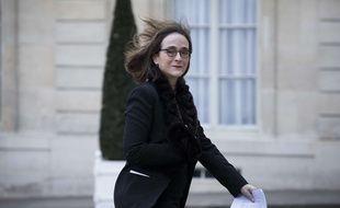 La présidente du groupe audiovisuel public Delphine Ernotte