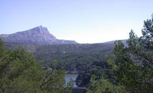 Le site de la Sainte-Victoire
