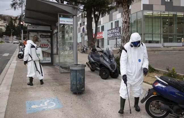 Coronavirus à Bordeaux: Pourquoi la préfecture et l'ARS déconseillent de désinfecter les rues
