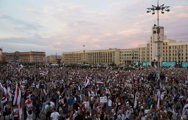 648x415 manifestation bielorussie