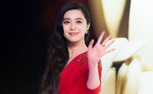L'actrice chinoise Fan Bingbing, le 4 juin 2018.