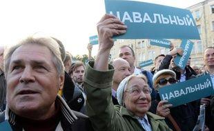 L'opposant russe Alexeï Navalny, conforté en leader de la contestation par son bonscore à l'élection municipale à Moscou, a contesté lundi la victoire du maire sortant pro-Kremlin et rassemblé dans la soirée plusieurs milliers de partisans.
