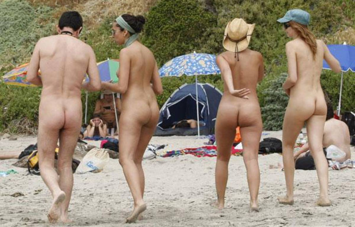 Photo d'illustration des vacances en centre naturiste. – Eliseo Fernandez / Reuters