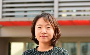Mona Young-eun Kim a imaginé la coupole des halles Laissac.