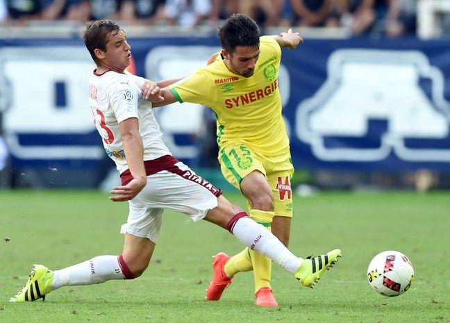 Kita donne un objectif à Ranieri — Nantes