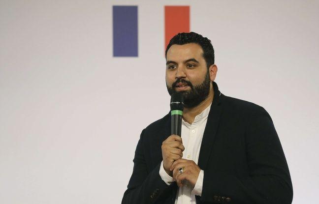 L'humoriste Yassine Belattar a fait office de maître de cérémonie à l'Elysée le 22 mai 2018 pour parler banlieues.