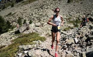 Camille Bruyas a marqué les esprits dans le monde du trail en remportant il y a cinq ans la Mascareignes (65 km) à La Réunion.