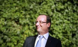 """Le président français François Hollande a déclaré que les classes moyennes ne seraient """"pas touchées"""" par les mesures de redressement que son gouvernement s'apprête à prendre dans le cadre du budget 2013, vendredi à Rome."""
