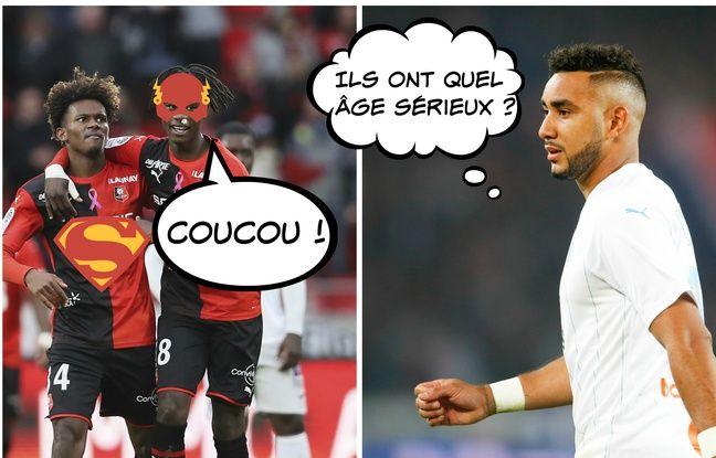 Stade Rennais - OM EN DIRECT : Camavinga contre Payet... Suivez le choc de la Ligue 1 avec nous