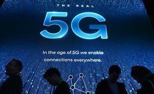 5G: La pluie altérerait lourdement les performances du réseau.