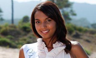 Louise Robert est MissCorse 2013.