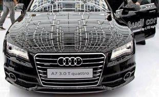 Audi est l'un des partenaires de l'Open Automotive Alliance, qui veut démocratiser Android dans la voiture.