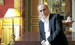 L'homme d'affaires Ziad Takieddine.
