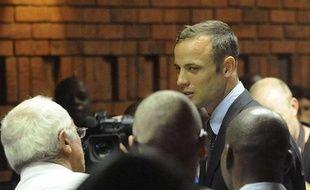Oscar Pistorius est jugé pour le meurtre de son ex-compagne Reeva Steenkamp.