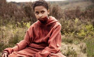 Sennia Nanua dans The Last Girl- Celle qui a tous les dons de Colm McCarthy