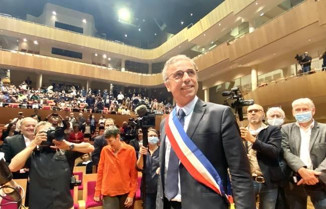 Elections municipales à Bordeaux: L'écologiste Pierre Hurmic a été élu maire ce vendredi