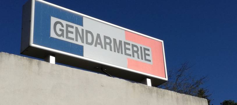 Une gendarmerie. (Illustration)