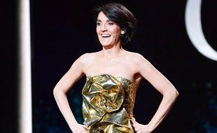 Florence Foresti, maîtresse de cérémonie des César, le 28 février 2020.