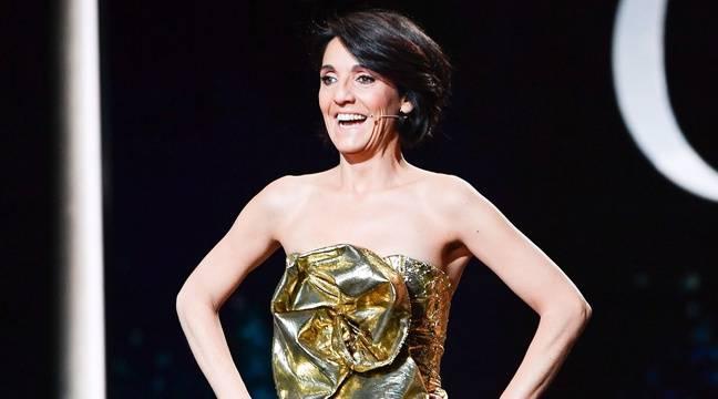 La maîtresse de cérémonie Florence Foresti a fini les César 2020 «écœurée»