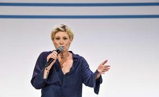 Maïtena Biraban, le 1er juillet 2017 à Bordeaux.