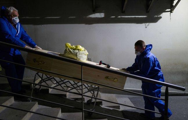 Coronavirus dans le Haut-Rhin: Un lieu à Mulhouse pour accueillir les cercueils du département