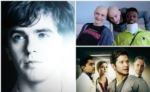 «The Good Doctor», «Les Bracelets rouges», «The Resident»... Trois séries et trois tentatives de renouveler le genre médical à la télé