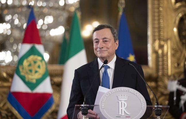 648x415 ancien gouverneur bce futur chef gouvernement italien mario draghi