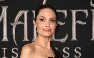 L'actrice et réalisatrice Angelina Jolie