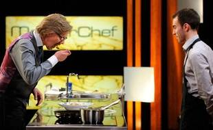 L'émission de TF1 «Masterchef», qui débute le jeudi 19 août.