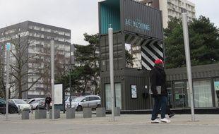 Sur la place de Zagreb au Blosne, 5.000 m2 de surfaces commerciales seront disponibles à l'horizon 2021.