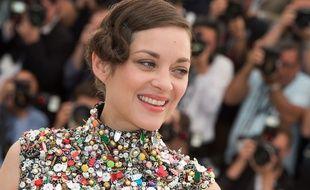 Marion Cotillard, le 20 mai 2014 à Cannes