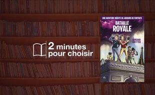 «Bataille royale» par Adriana Kritter chez DTC (19,95€).
