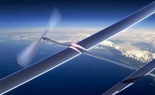Un drone de la société Titan Aerospace
