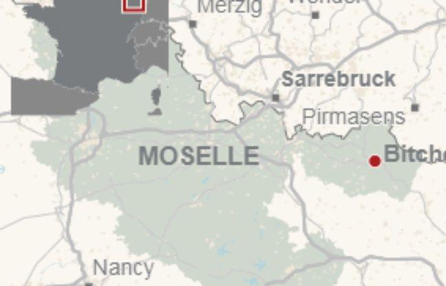 Une stèle nazie érigée dans un jardin privé — Moselle