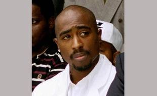 Le rappeur disparu Tupac Shakur.